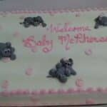 Baby Shower Cakes 06
